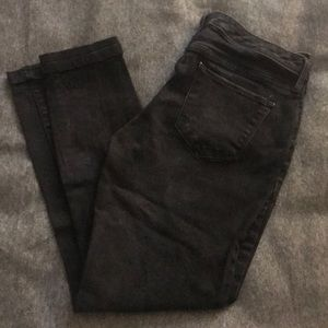 Super Stretchy Black Skinny Jeans